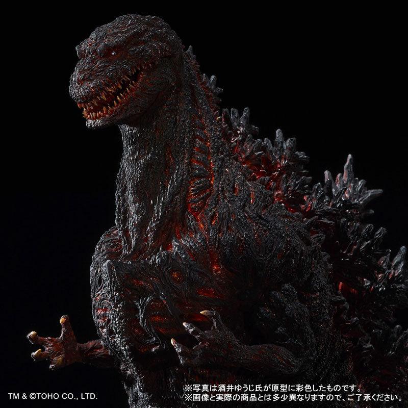 東宝30cmシリーズ 酒井ゆうじ造形コレクション ゴジラ(2016)FIGURE-040068_05
