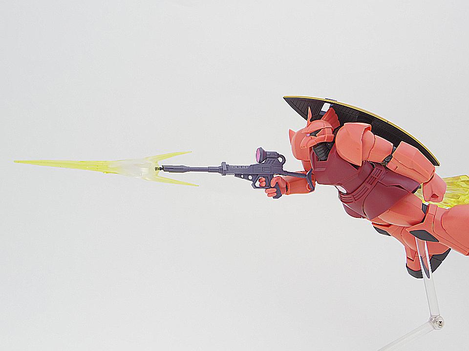 ROBOT魂 ゲルググ シャア アニメ60