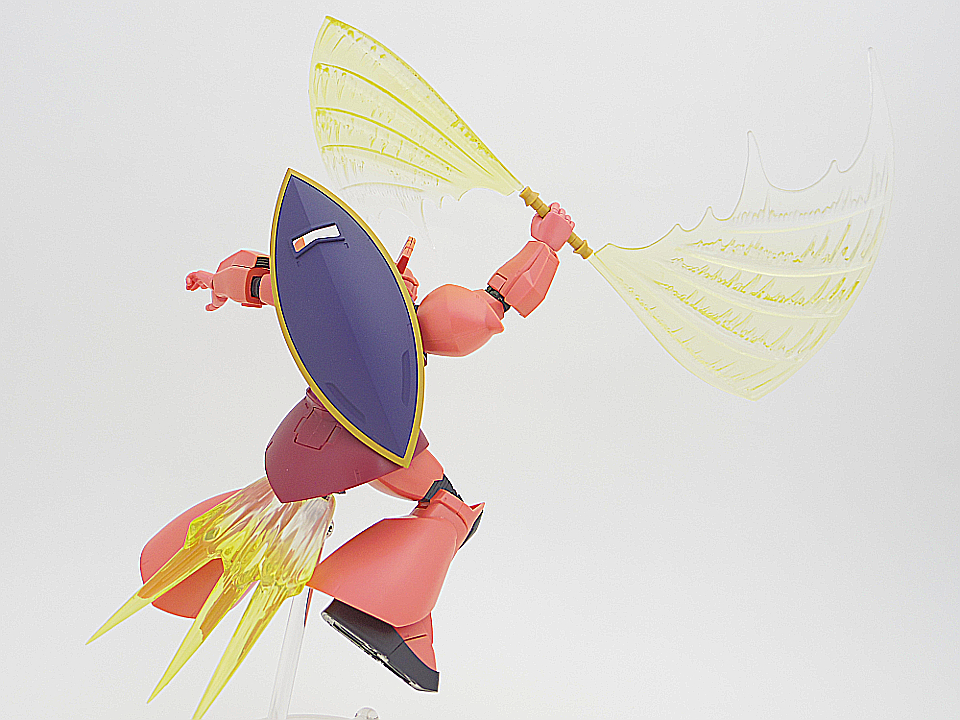 ROBOT魂 ゲルググ シャア アニメ72