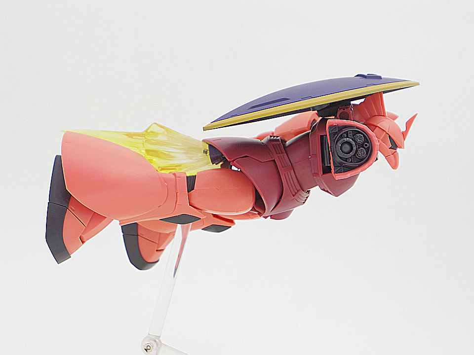 ROBOT魂 ゲルググ シャア アニメ75