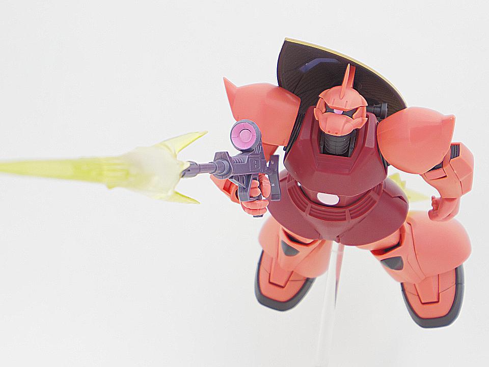 ROBOT魂 ゲルググ シャア アニメ61