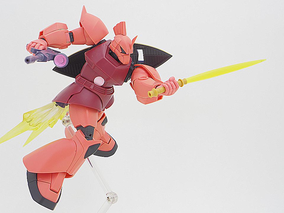 ROBOT魂 ゲルググ シャア アニメ66