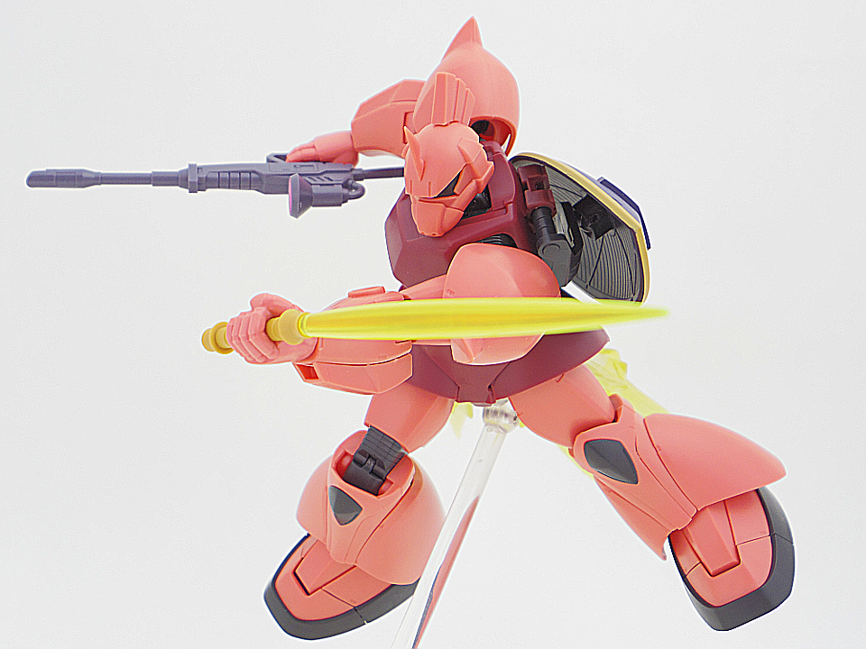 ROBOT魂 ゲルググ シャア アニメ67