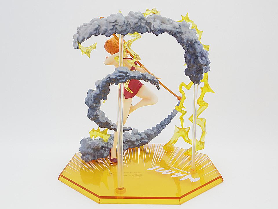 フィギュアーツZERO ナミ ブラックボール5