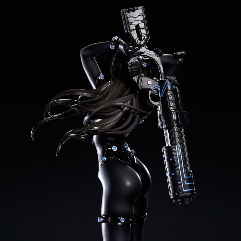 Hdge technical statue GANTZ:O レイカ XショットガンFIGURE-039154_04
