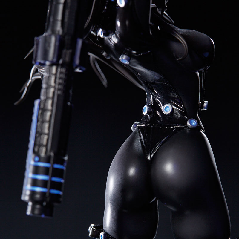 Hdge technical statue GANTZ:O レイカ XショットガンFIGURE-039154_05