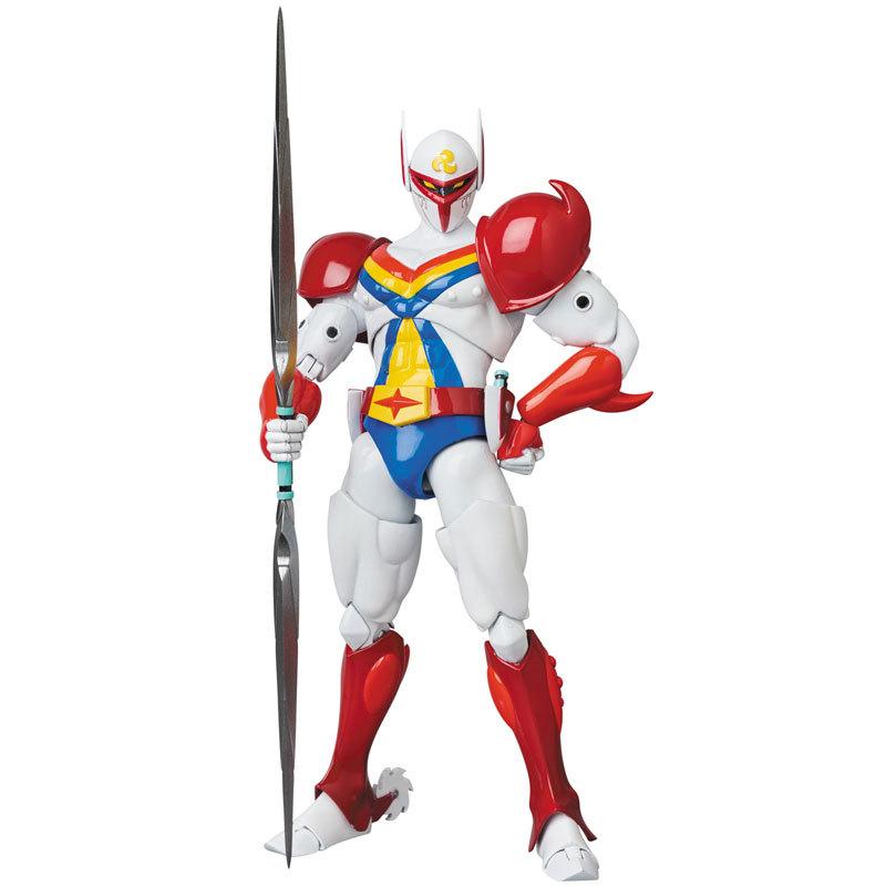 MEGA HERO テッカマン 可動フィギュア 『宇宙の騎士テッカマン』FIGURE-039464_01