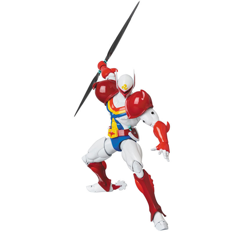 MEGA HERO テッカマン 可動フィギュア 『宇宙の騎士テッカマン』FIGURE-039464_05