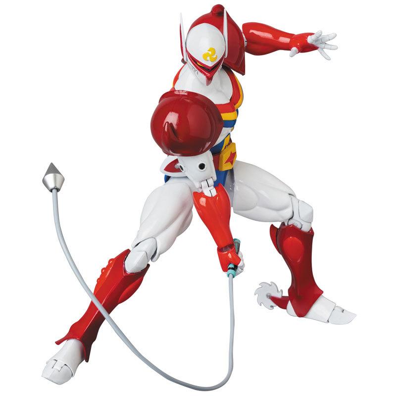 MEGA HERO テッカマン 可動フィギュア 『宇宙の騎士テッカマン』FIGURE-039464_07