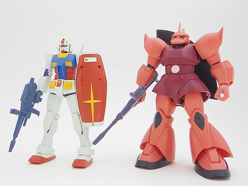 ROBOT魂 ゲルググ シャア アニメ79