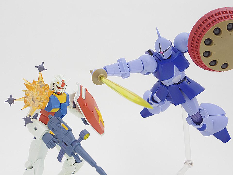 ROBOT魂 ギャン アニメ50