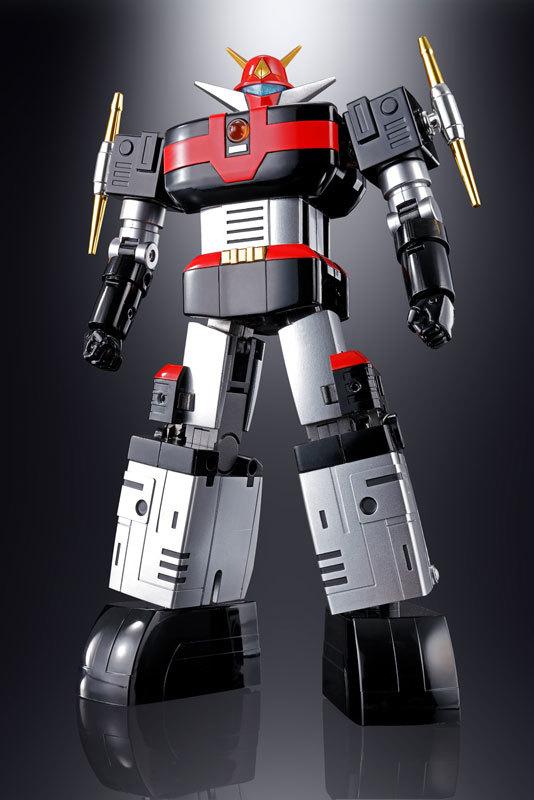 超合金魂 GX-60R 宇宙大帝ゴッドシグマ(リニューアルバージョン)FIGURE-038986_01