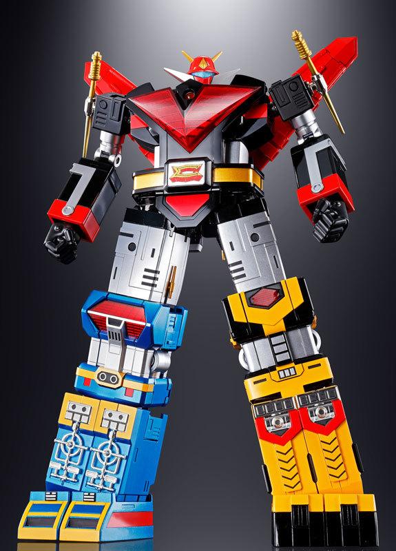 超合金魂 GX-60R 宇宙大帝ゴッドシグマ(リニューアルバージョン)FIGURE-038986_04