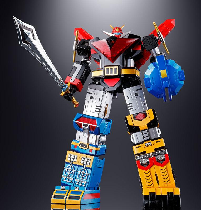 超合金魂 GX-60R 宇宙大帝ゴッドシグマ(リニューアルバージョン)FIGURE-038986_05
