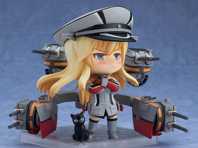 ねんどろいど 艦隊これくしょん -艦これ- Bismarck(ビスマルク)改FIGURE-038758_06