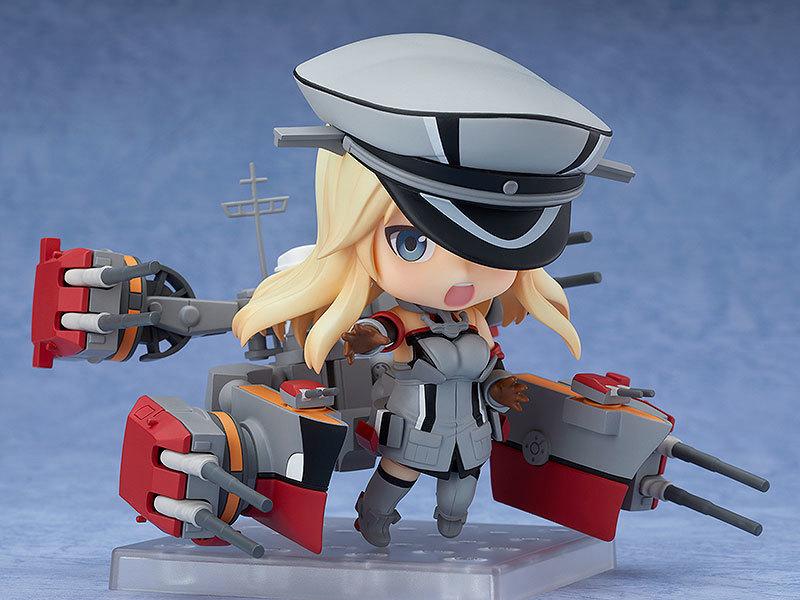 ねんどろいど 艦隊これくしょん -艦これ- Bismarck(ビスマルク)改FIGURE-038758_01