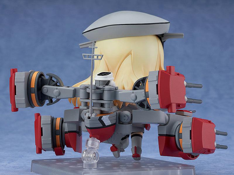ねんどろいど 艦隊これくしょん -艦これ- Bismarck(ビスマルク)改FIGURE-038758_02