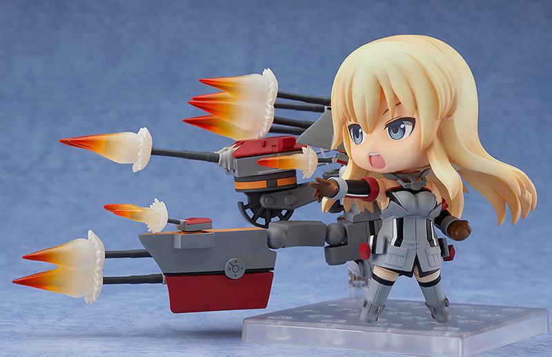 ねんどろいど 艦隊これくしょん -艦これ- Bismarck(ビスマルク)改FIGURE-038758_03