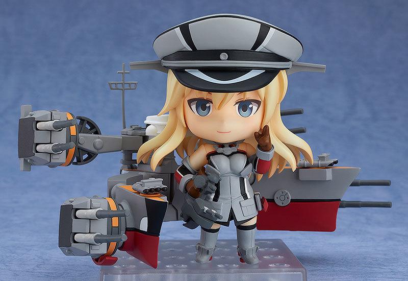 ねんどろいど 艦隊これくしょん -艦これ- Bismarck(ビスマルク)改FIGURE-038758_04