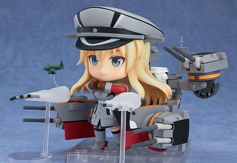 ねんどろいど 艦隊これくしょん -艦これ- Bismarck(ビスマルク)改FIGURE-038758_05