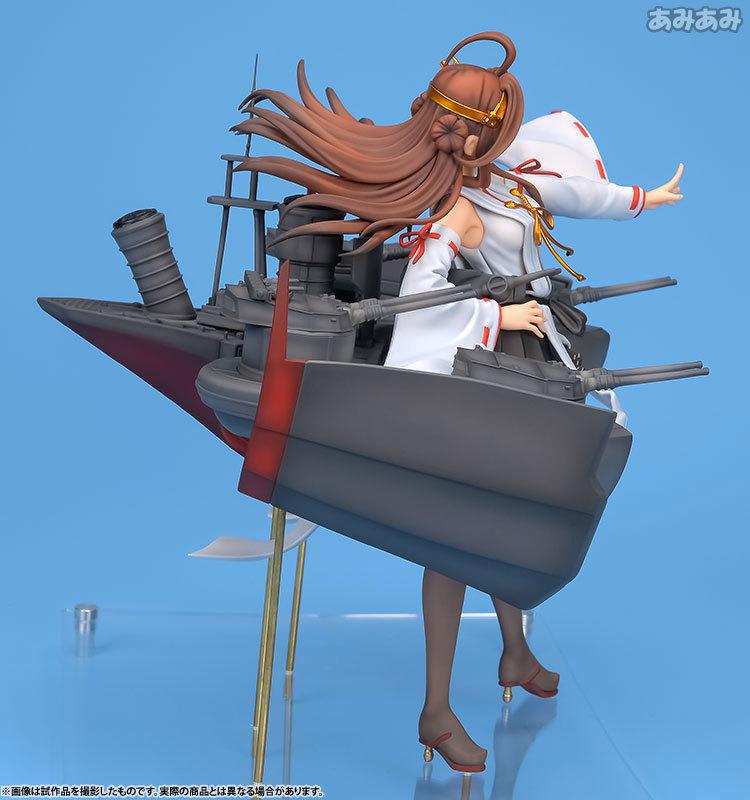 艦隊これくしょん -艦これ- 金剛改二 17 完成品フィギュアFIGURE-041643_07
