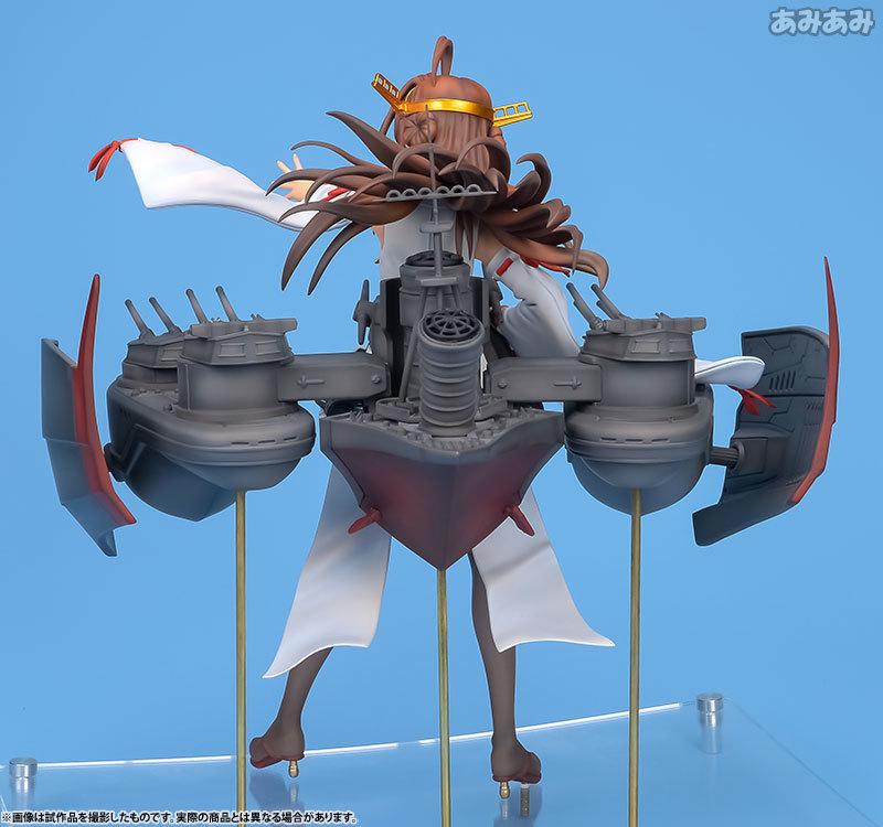 艦隊これくしょん -艦これ- 金剛改二 17 完成品フィギュアFIGURE-041643_05
