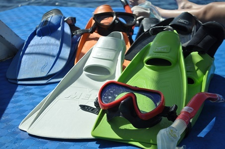 diving set