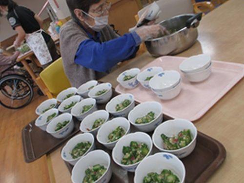 20180521戸田川名古屋と中国のコラボ昼食を作りましたー!2