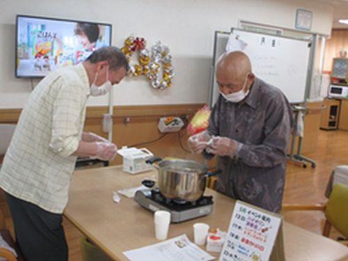 20180521戸田川名古屋と中国のコラボ昼食を作りましたー!5