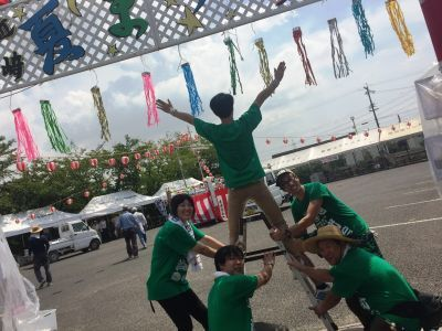 20180814 尚武 近崎夏祭り1
