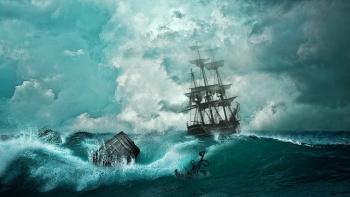 人生には波がありますが サードアイ朱雀