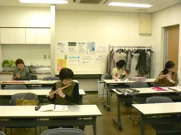 守口笛教室