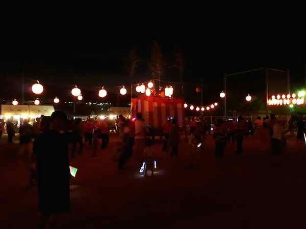 弘西盆踊り2018