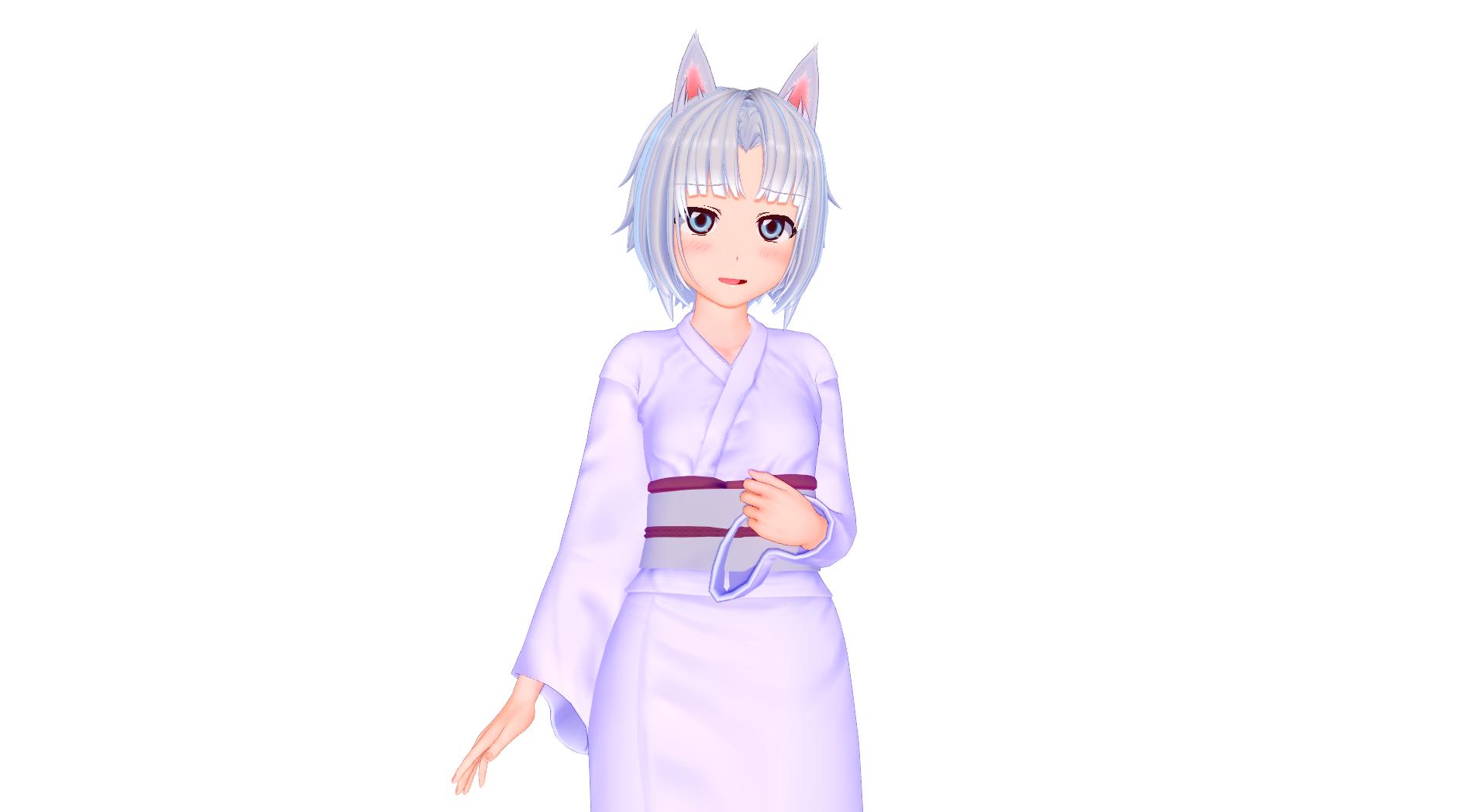 コイカツ! キャラクリ 教育猫ママ 白猫版3