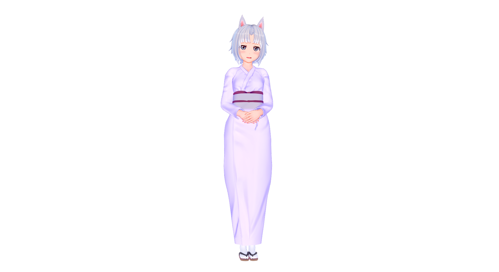 コイカツ! キャラクリ 教育猫ママ 白猫版2