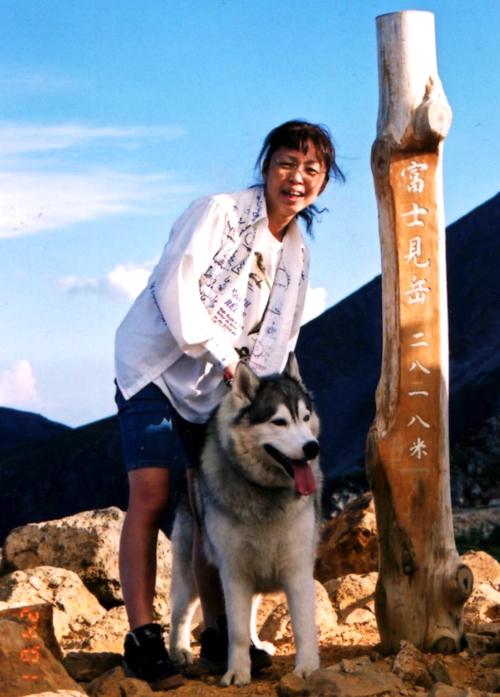 まりんと千畳敷富士見岳山頂