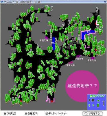 ニア03地図森林