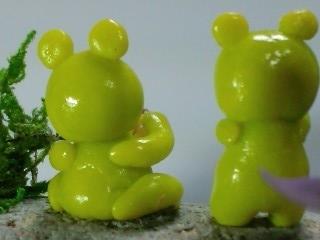 モリクラ 工房うふふ 蛙おしり