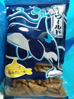 鴨川シーワールド シャチの種極みカレー味