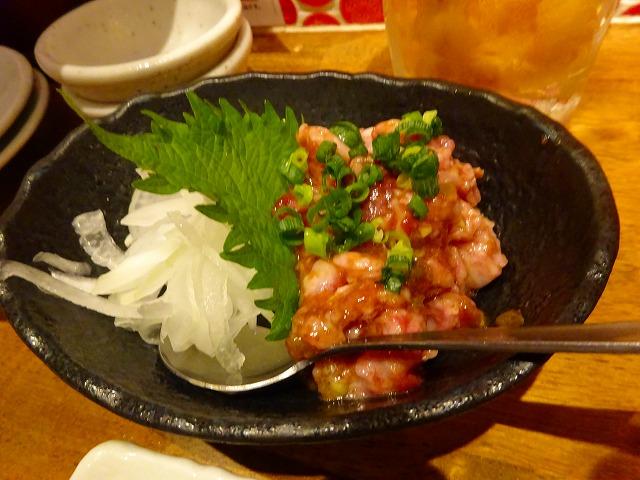 肉寿司 学芸大学店3 (9)