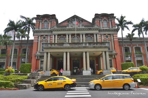 台大医学院旧館