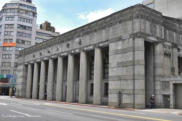 台湾土地銀行本店旧館