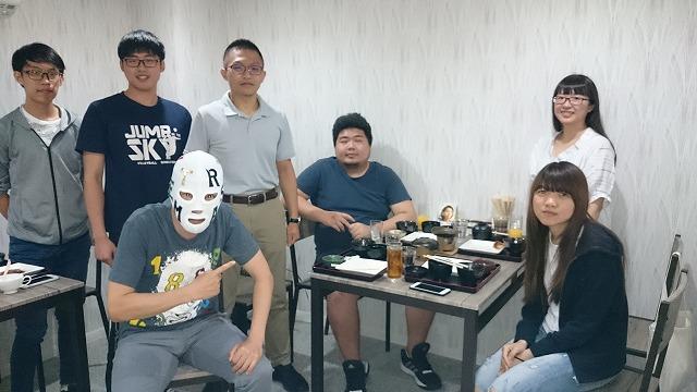 カテドラティコ 徳島文理大学 台湾の留学生