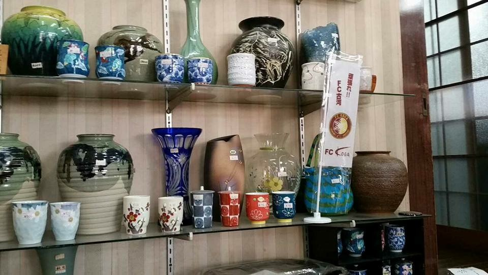 青柳陶器店②