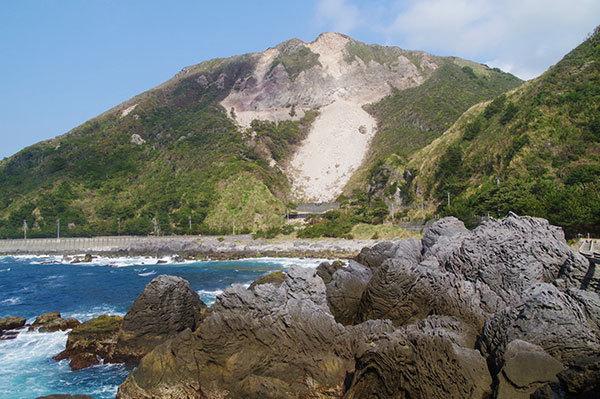 神津島 名組から天上山