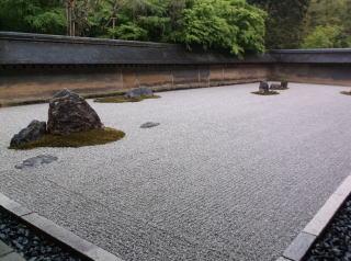 龍安寺方丈庭園