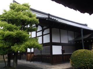 大徳寺庫裏