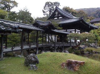 高台寺観月台