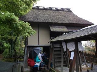 高台寺時雨亭
