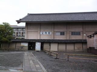 東寺宝物館